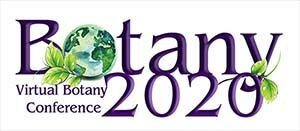 Logo for Botany 2020 conference
